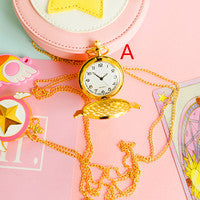 Sakura Pocket Watch PN0436