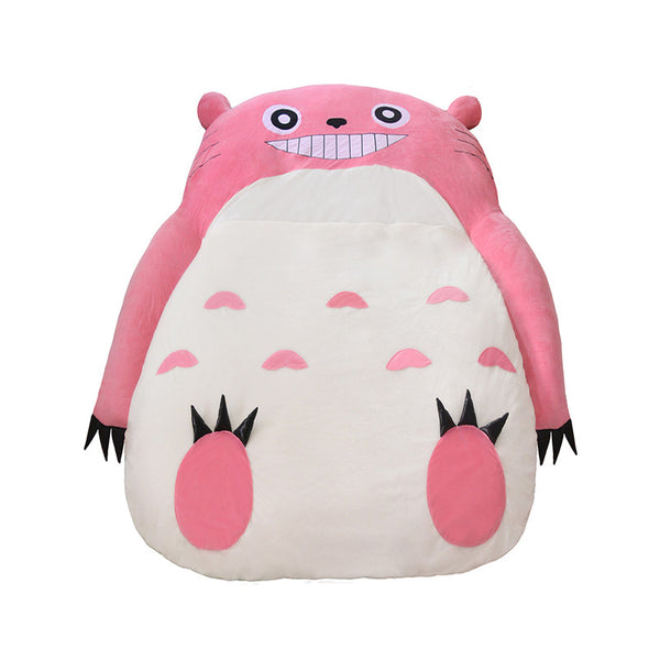 Pink Totoro Soft Bed PN1430