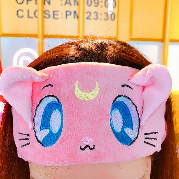 Sailor Moon Luna Hair Band PN0604