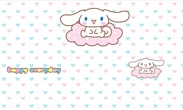 Cute Cinnamoroll Charger Stickers For Iphone PN1728