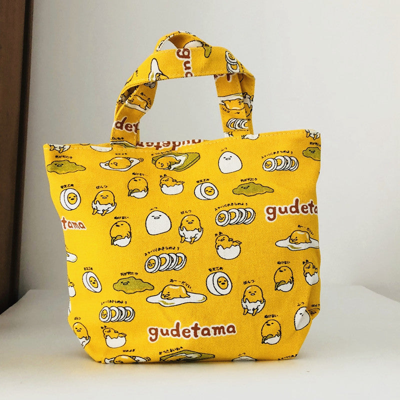 Lovely Gudetama Lunch Handbag PN2071
