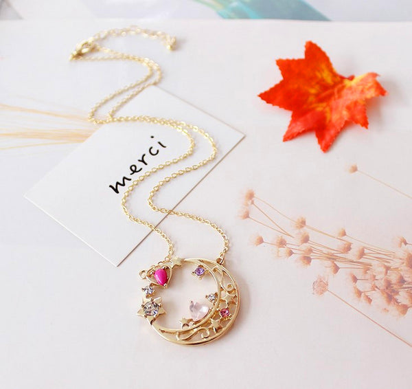 Fashion Usagi Necklace PN0411