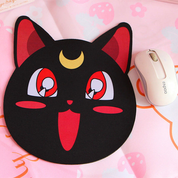 Luna And Anime Mouse Pad PN0591