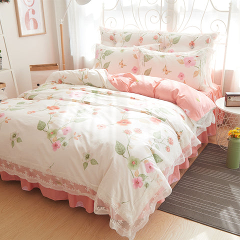 Flowers Bedding Set PN2982