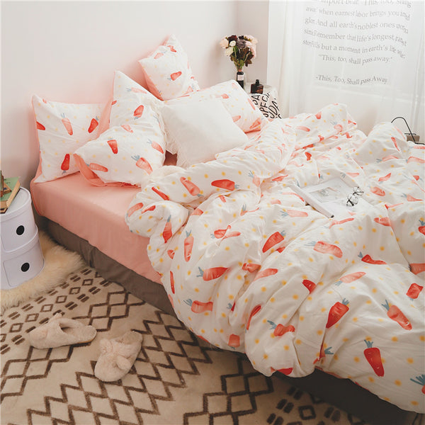 Lovely Carrots Bedding Set PN2905