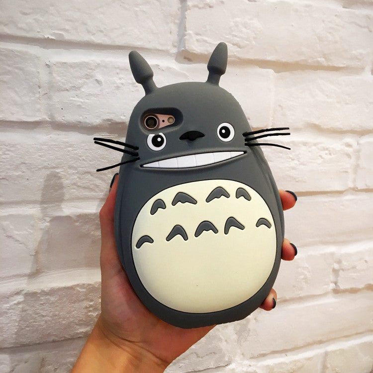 Kawaii Totoro Phone Case for iphone 5/5s/6/6s/6plus/7/7plus/8/8p PN0163