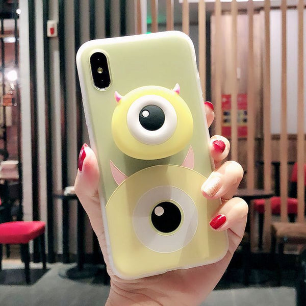 Mike Wazowski Phone Case for iphone 6/6s/6plus/7/7plus/8/8P/X/XS/XR/XS Max PN1375