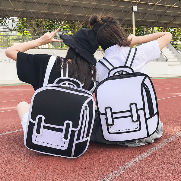 Fashion Students Backpack PN2533