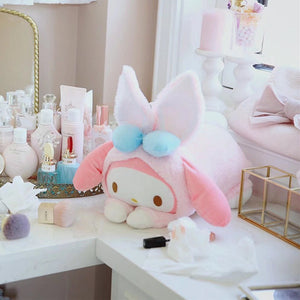 Mymelody And Cinnamoroll Pillow PN0690