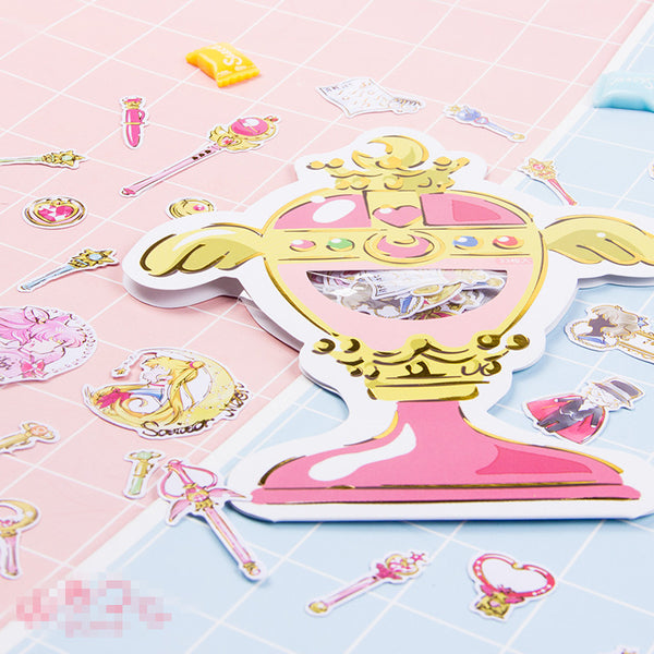 Sailor Moon Stickers Set PN1079