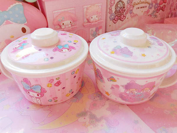 Mymelody and Twin Star Bowl PN1073