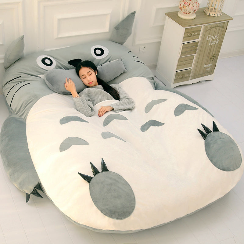 Cute Totoro Soft Bed PN1391