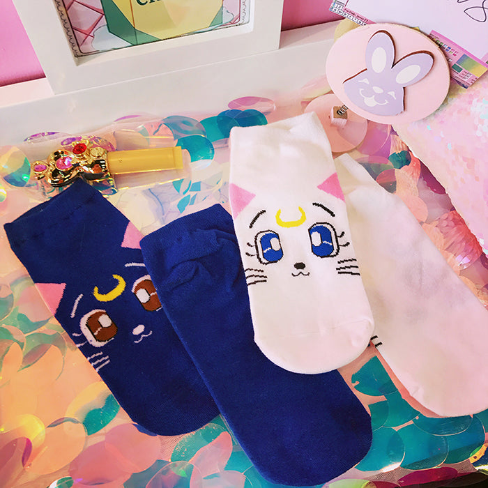 Luna And Artemis Socks PN0371