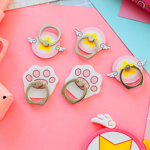 Kawaii Sailor Moon Phone Rings PN0364