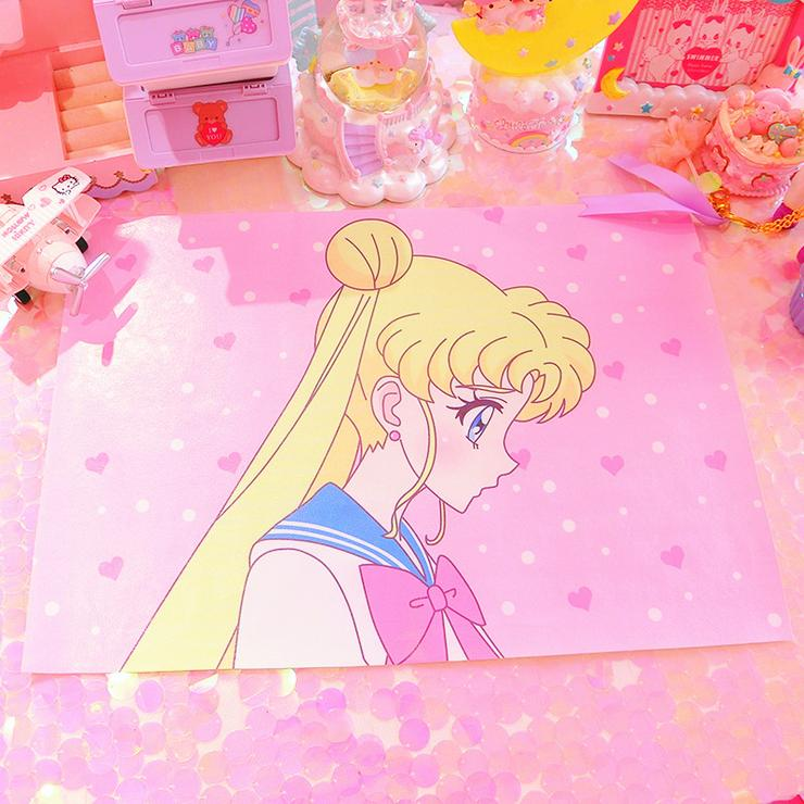 Sailor Moon Usagi Table Mat PN0972
