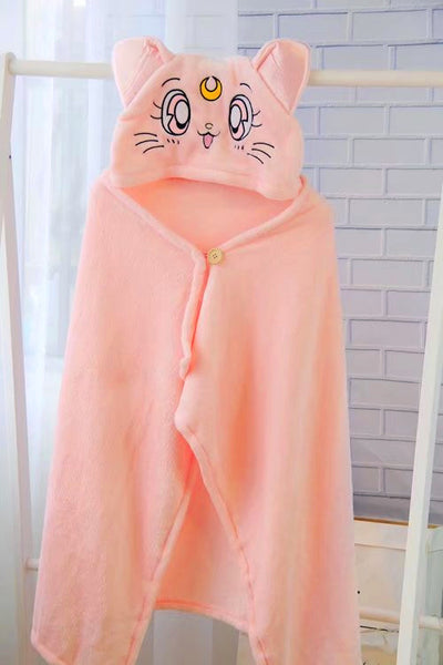 Kawaii Sailormoon Shawl Cloak PN0248