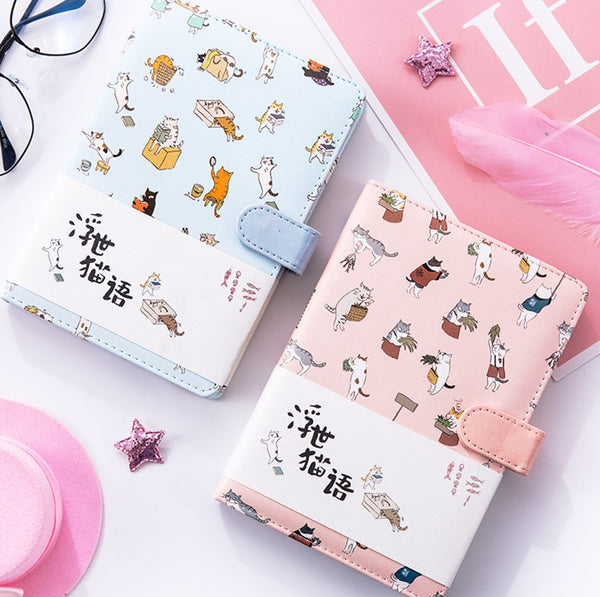 Lovely Cats Notebook PN2628