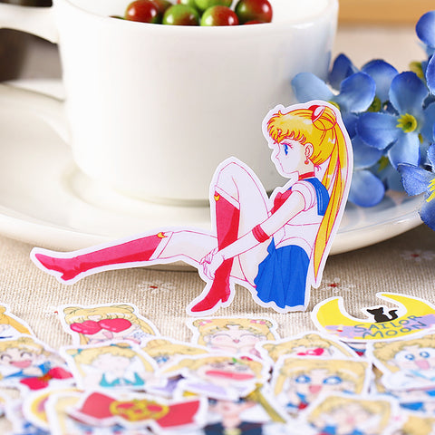 Kawaii Sailormoon Stickers PN1878