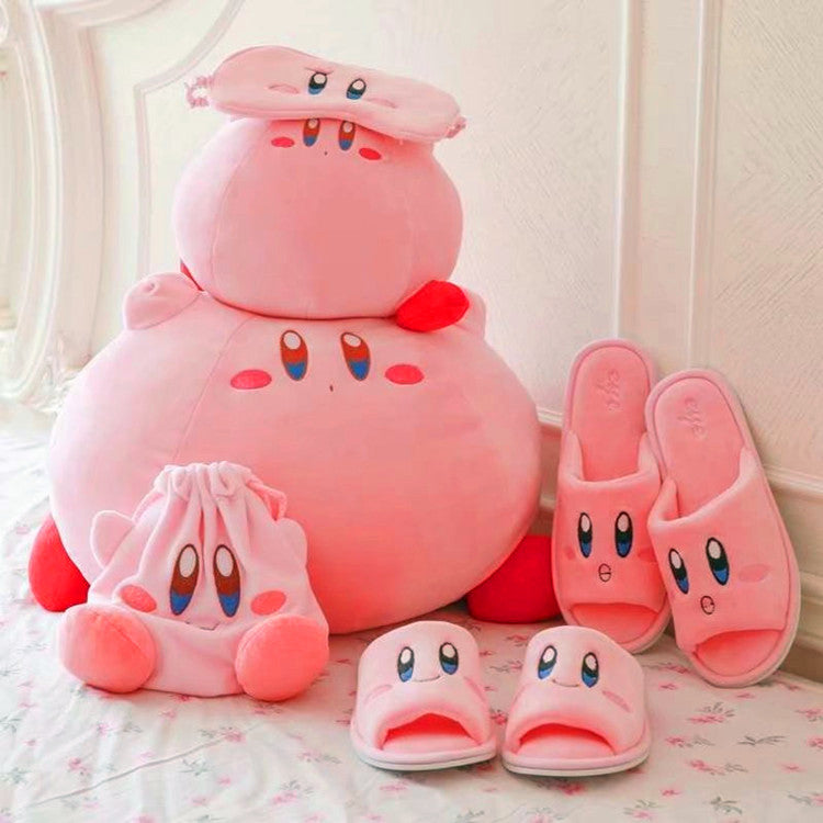 Cute Kirby Slippers PN0730