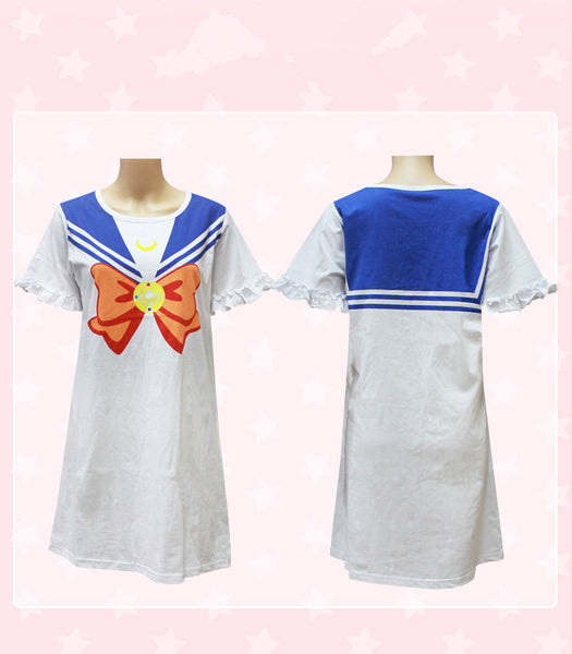 Kawaii Sailormoon Pajamas PN0257