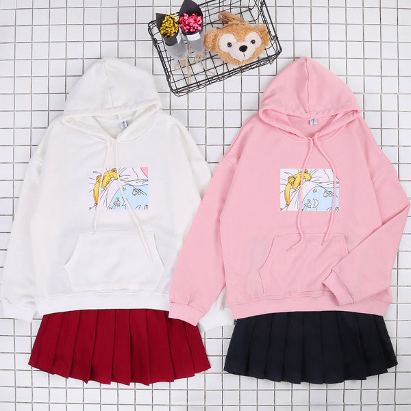 Sleepy Usagi Fleece PN0267