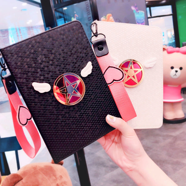 Sailormoon Ipad Case For Mini1/2/3/Mini4/Ipad2/3/4/5//6/Air1/2/Pro/9.7/Pro10.5/2018new PN0224
