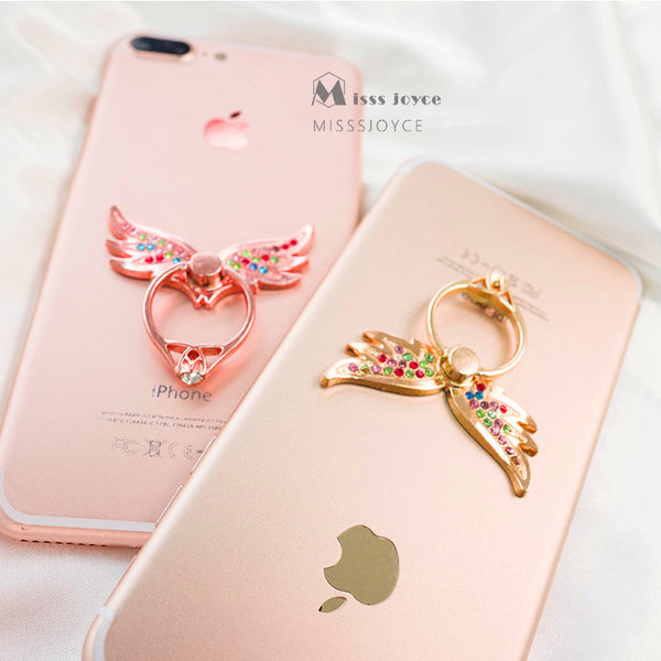 Fashion Wing Phone Rings PN0363