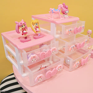Cartoon Drawer Storage Box PN2294