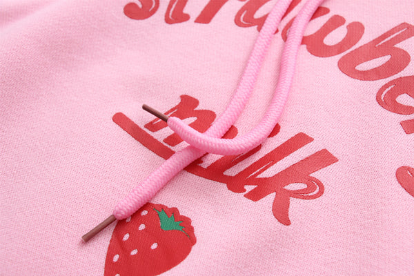 Fashion Strawberry Hoodie PN1316