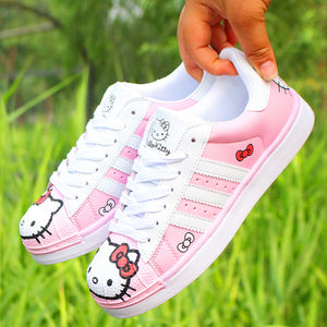 Shell Head Hellokitty Sports Shoes PN1232
