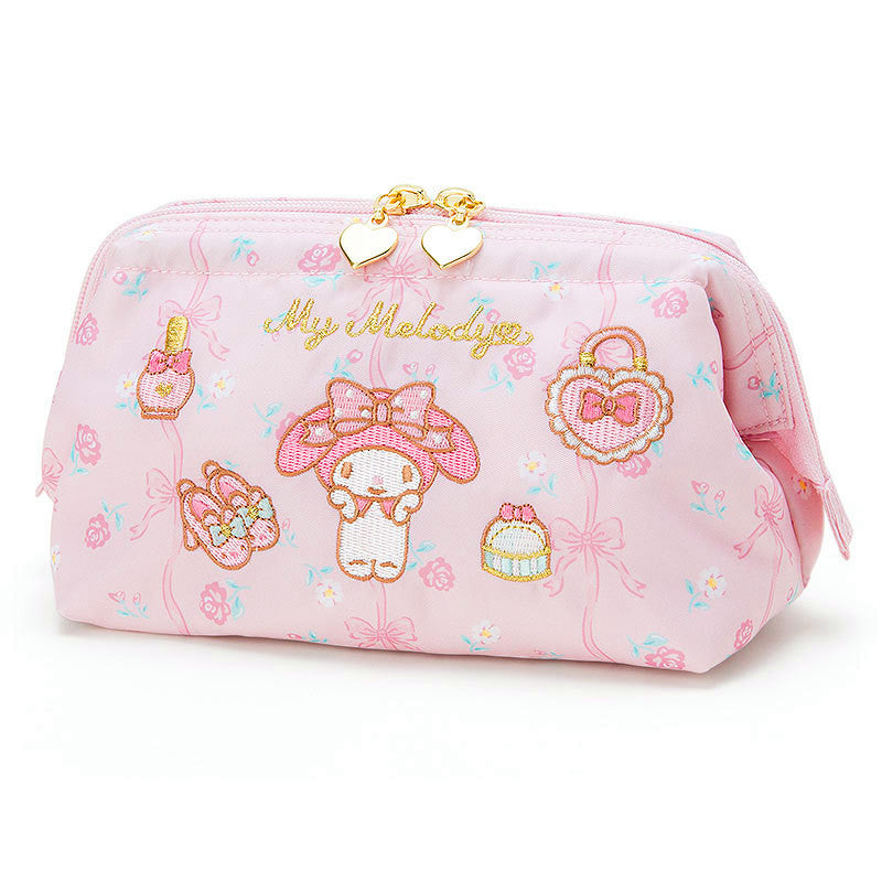 My Melody And Littletwinstar Makeup Bag PN0827