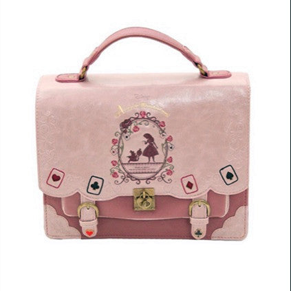 Alice In Wonderland Shoulder Bag PN0295