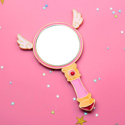 Sailor Moon And Sakura Mirror PN0215