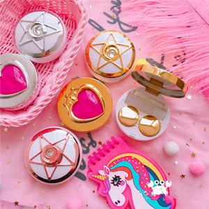 Sailor Moon Contact Lens Case With Mirror PN0202