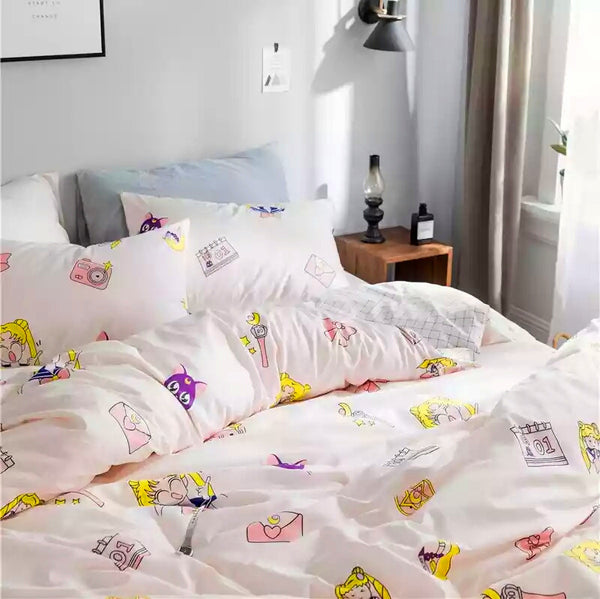 Sailormoon Collections Bedding Set PN0352