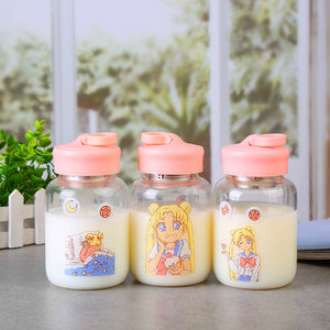 Sailor Moon Cute Water Glass Cups PN0019