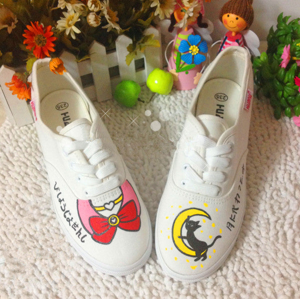 Sailor Moon Shoes PN0377