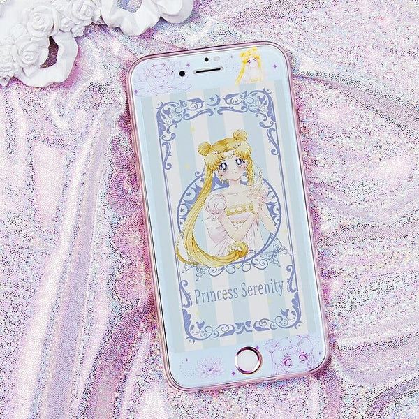 Sailormoon Princess Serenity Phone Case for iphone 6/6s/6plus/7/7plus/8/8P/X PN0024