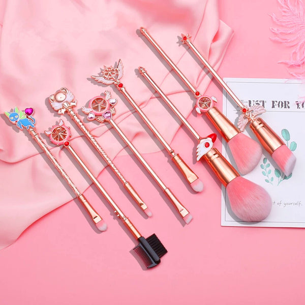 Sakura Cardcaptor Make Up Brush PN0207