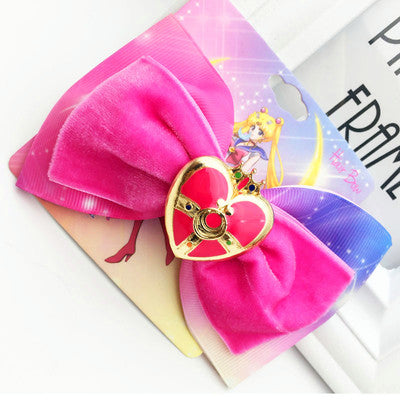 Sailor Moon Butterfly Hair Pin PN0428