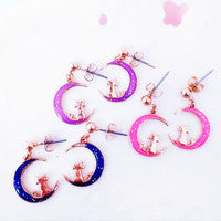 Pretty Sailor Moon Earrings PN0422