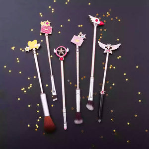 Sakura Cardcaptor Make Up Brush PN0216