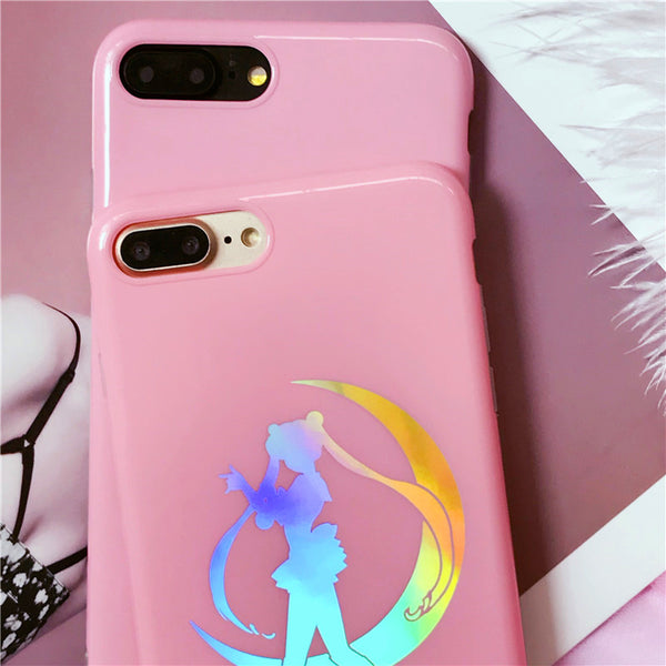 Sailor Moon Phone Case for iphone 6/6s/6plus/7/7plus/8/8plus/X  PN0102