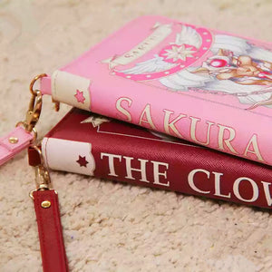 Sakura And Clow Wallet PN0323