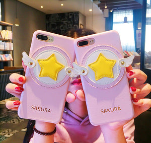 Sakura Phone Case for iphone 6/6s/6plus/7/7plus/8/8plus/X/XS/XR/XS Max PN0089
