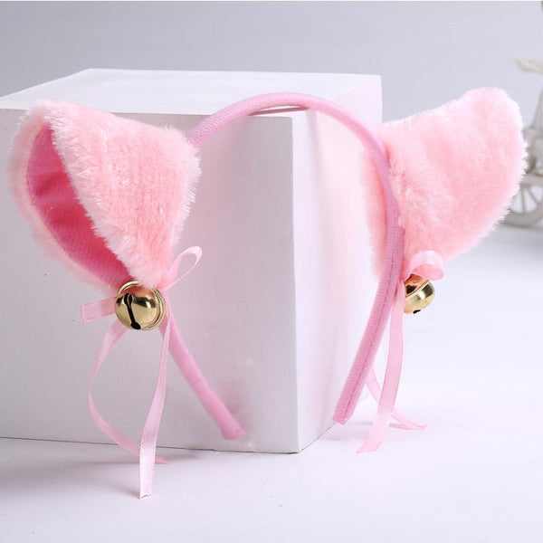 Cat ears Hair Clasp PN0387