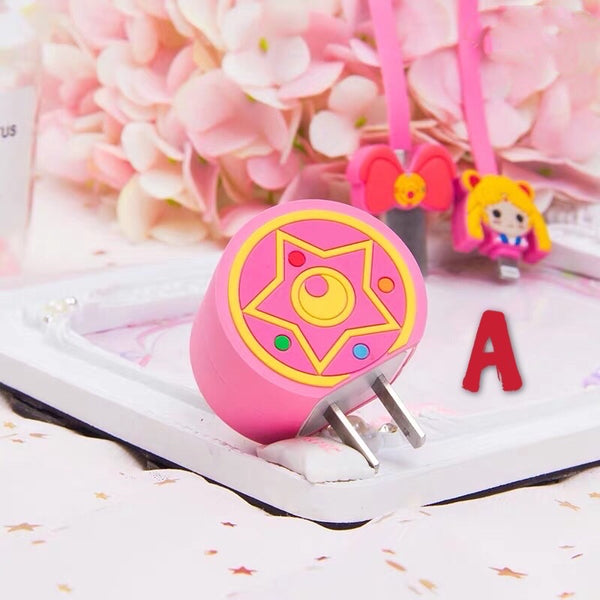 Sailormoon And Sakura Charger PN0460