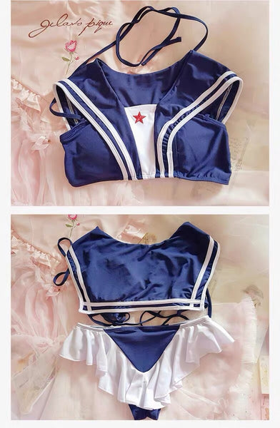 Cute Sailormoon Underwear Suits PN2640