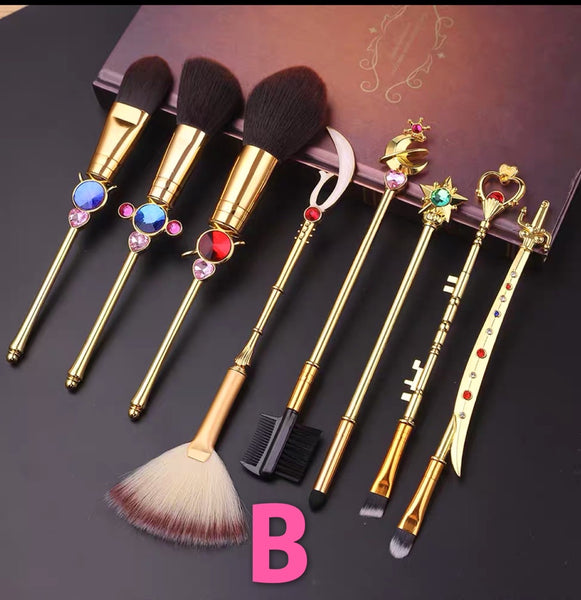 Sailor Moon New Make Up Brush Set PN1977