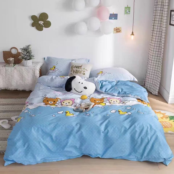 Kawaii Bedding Set PN2639